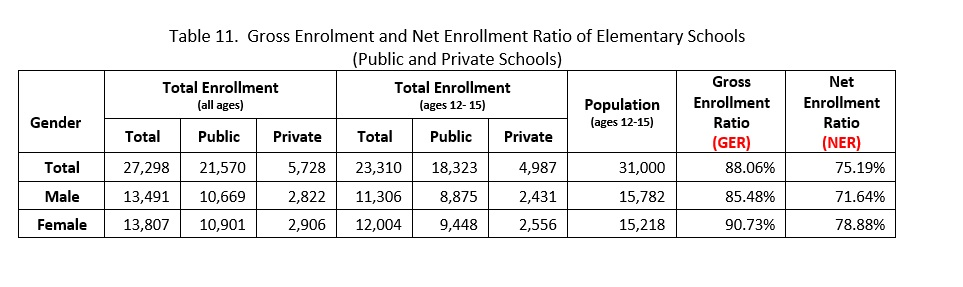 gross-enrolment-and-net-enrollment-ratio-of-elementary-schools