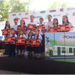 MPower turns over Kinder classrooms to Malabon ES