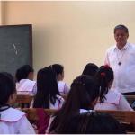 Sec. Luistro graces Malabon's #BalikEskwela2016