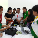 Grade 5 teachers join K-12 mass training
