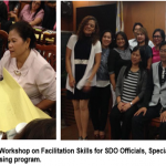 Training-Workshop on Facilitation Skills for SDO Officials, Specialists, and School Heads